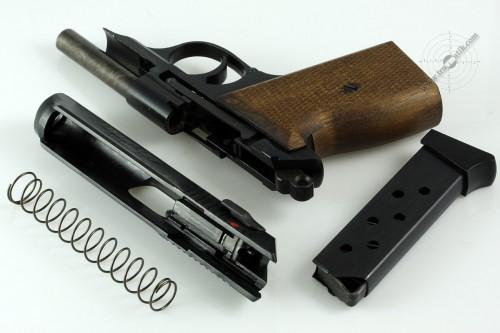 06. Травматический пистолет «ГАРАНТ-С27».