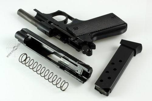 06. Травматический пистолет ЭРМА-490Р.