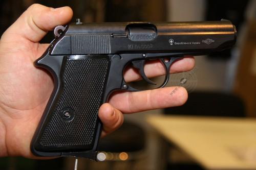 03. Травматический пистолет «ЕРМА PPТ»
