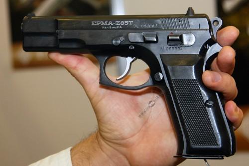 04. Травматический пистолет «ЕРМА Z85Т»