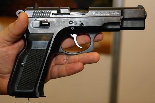 05. Травматический пистолет «ЕРМА Z85Т»