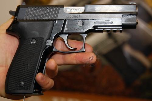 07. Травматический пистолет «ЕРМА P22Т»