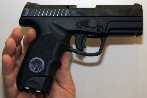 08. Травматический пистолет «ЕРМА M9Т»