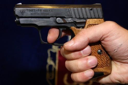 02. Травматический пистолет Форт-9Р.