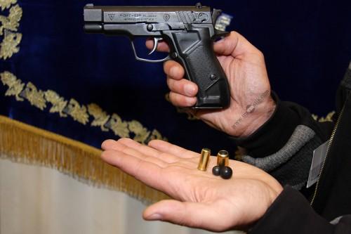 06. Модификация травматического пистолета Форт-12Р в калибре «.45 Rubber».