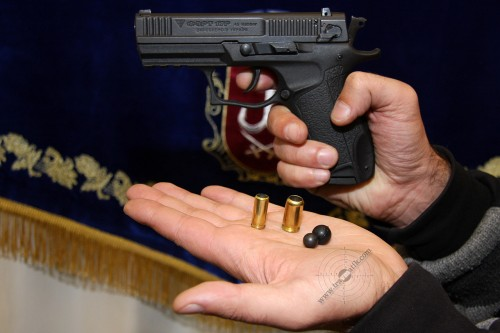 07. Модификация травматического пистолета Форт-17Р в калибре «.45 Rubber».