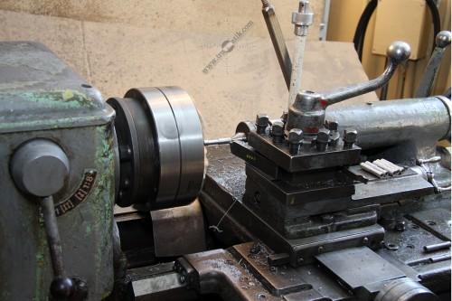 04. Обработка наружной поверхности ствола для револьвера под патрон Флобера.