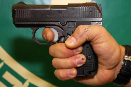 06. Пистолет ШЕВЧЕНКО ПШ-3Т под новый патрон кал. 13х25Т.