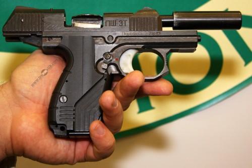 07. Пистолет ШЕВЧЕНКО ПШ-3Т под новый патрон кал. 13х25Т.