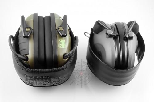 04. «PELTOR» и «Howard». Активные наушники для защиты органов слуха.