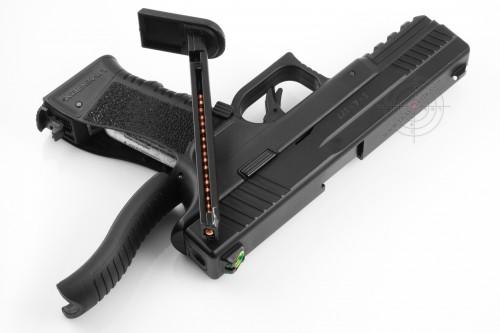 01. Umarex SA177. Пневматичний пістолет з BLOW-BACK для тренувань.