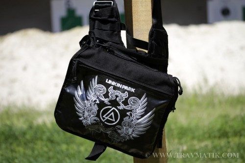 Тактическая сумка «Телохранитель 9-XL». Обновлённый вариант.