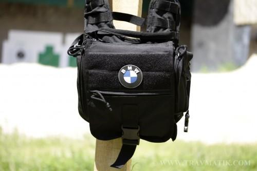 03. Тактическая сумка «Телохранитель 9-XL». Обновлённый вариант.