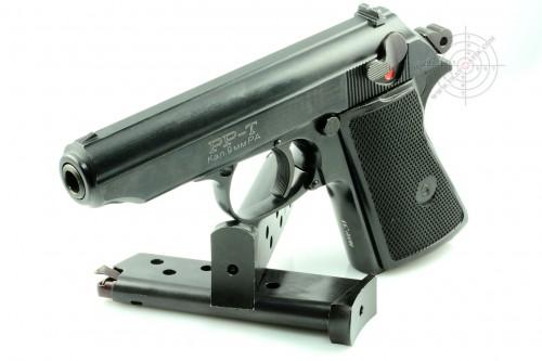 01. ЕРМА РР-Т. Травматична версія пістолета Walther PP