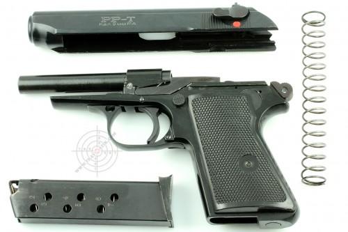 10. ЕРМА РР-Т. Травматична версія пістолета Walther PP