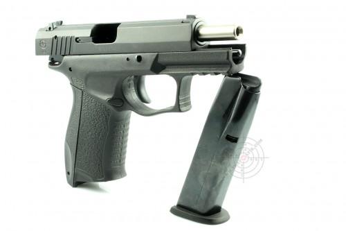 05. Травматический пистолет Форт-17Р.