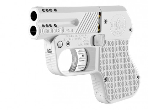04. «Heizer Defense Double Tap». Компактный «дерринджер» для самообороны.