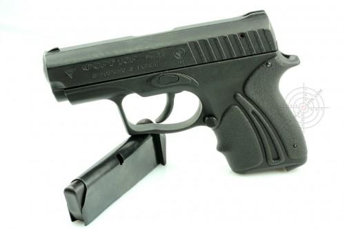 01. «Форт 10Р». Травматический пистолет компактных размеров.