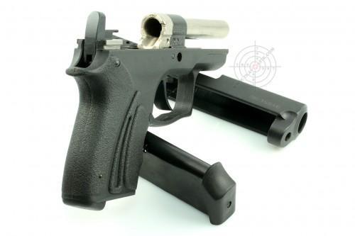 05. «Форт 10Р». Травматический пистолет компактных размеров.