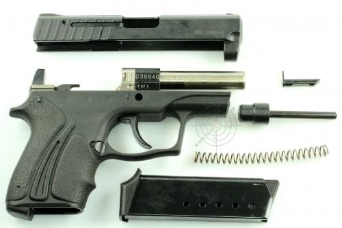 09. «Форт 10Р». Травматический пистолет компактных размеров.