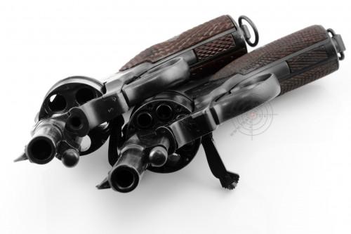 02Травматический револьвер «СКАТ 1РкМ .45 RUBBER» (НАГАН «45-го» калибра.)