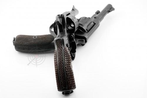 04Травматический револьвер «СКАТ 1РкМ .45 RUBBER» (НАГАН «45-го» калибра.)