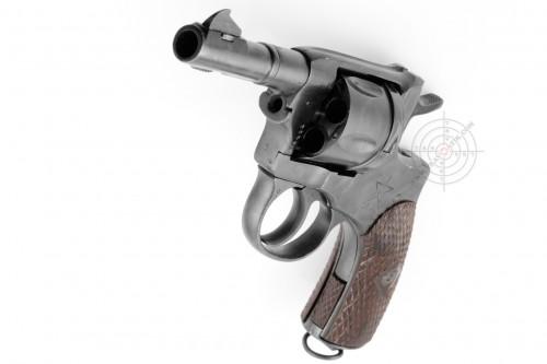 07Травматический револьвер «СКАТ 1РкМ .45 RUBBER» (НАГАН «45-го» калибра.)