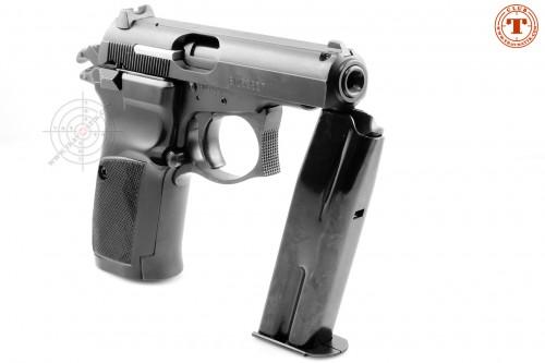 1. Феникс-Р. Травматический пистолет на базе CZ-83.