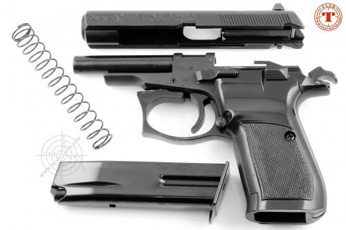 8. Феникс-Р. Травматический пистолет на базе CZ-83.