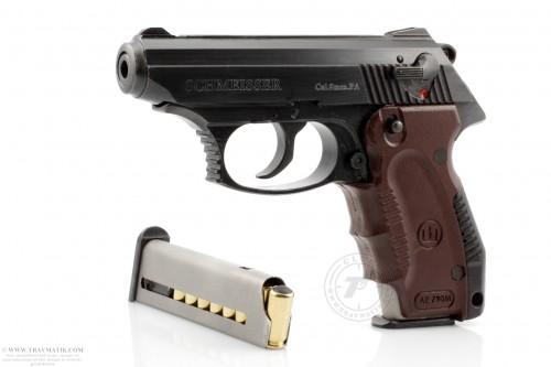 03. Пистолет АЕ 790 М. Травматический пистолет Schmeisser AE790M от СП ШМАЙСЕР.