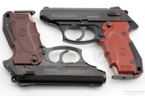 11. Пистолет АЕ 790 М. Травматический пистолет Schmeisser AE790M от СП ШМАЙСЕР.