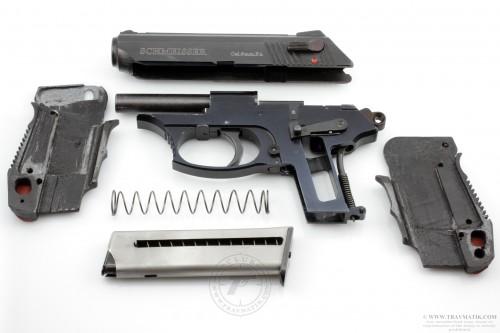 14. Пистолет АЕ 790 М. Травматический пистолет Schmeisser AE790M от СП ШМАЙСЕР.