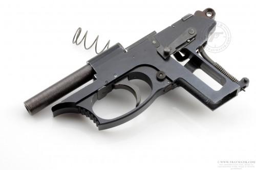 19. Пистолет АЕ 790 М. Травматический пистолет Schmeisser AE790M от СП ШМАЙСЕР.