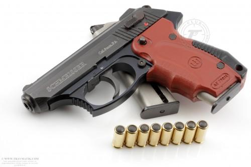 30. Пистолет АЕ 790 М. Травматический пистолет Schmeisser AE790M от СП ШМАЙСЕР.