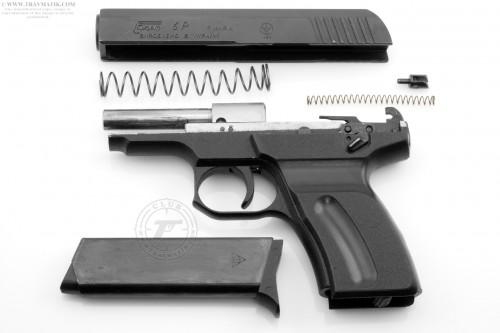 04. Травматический пистолет Форт-6Р.