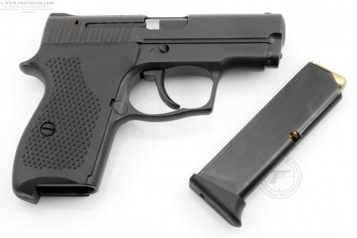 01. Пистолет Форт 9Р. Компактное травматическое оружие.