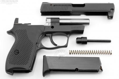 03. Пистолет Форт 9Р. Компактное травматическое оружие.