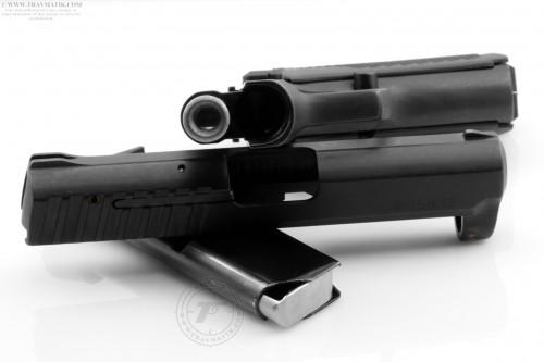 08. Пистолет Форт 9Р. Компактное травматическое оружие.