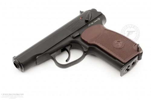05. KWC KM-44DHN. Пневматический пистолет МАКАРОВА ПМ.
