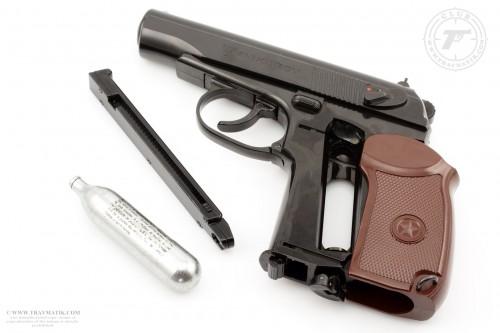 12. Umarex MAKAROV. Пневматический пистолет МАКАРОВА ПМ.
