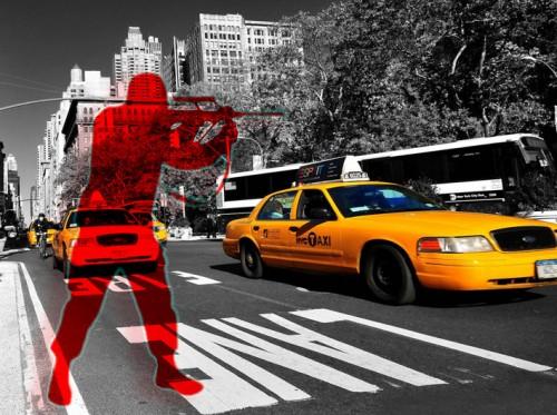 Нет наличности - получи пулю. Таксист стрелял в клиентку.